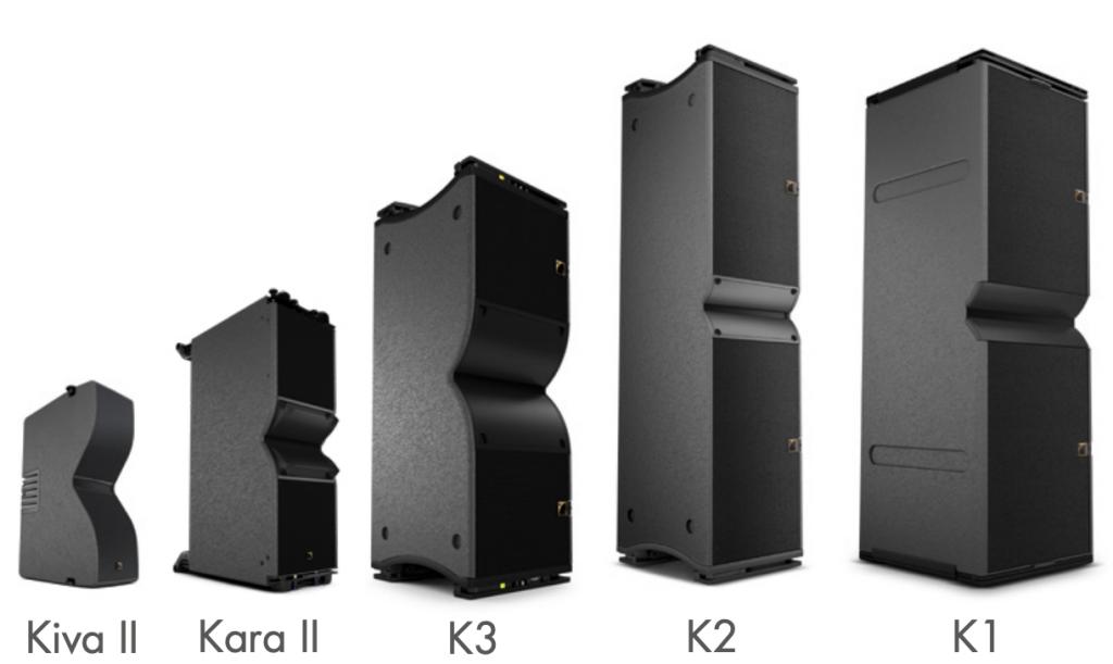 L-Acoustics K3 официально представлен!